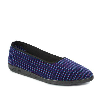 Gliders Women's Blue Casual Ballerina (SPL.BELLY) Gliders