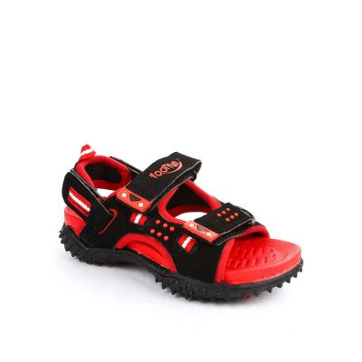 Lucy & Luke Kids Black Casual Sandal (SPLENDOR) No