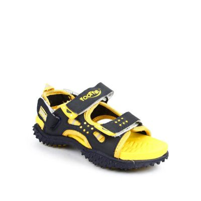 Lucy & Luke Kids Blue Casual Sandal (SPLENDOR) No