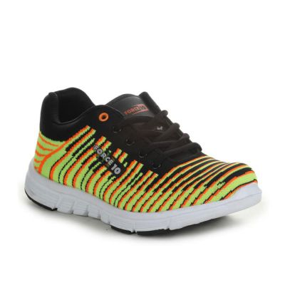 Force 10 Women's Yellow Sports Lacing (TIYA-4) Force 10