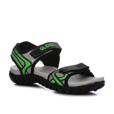 Gliders Men's Green Casual Sandal (WADE-4) No