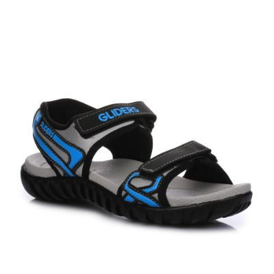 Gliders Men's Blue Casual Sandal (WADE-4) No
