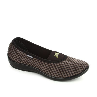 Gliders Women's Cherry Casual Ballerina (FB-003) No