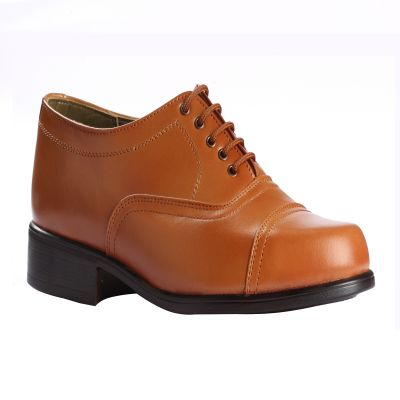 Fortune Men's Tan Formal Lacing (7168-03) Fortune