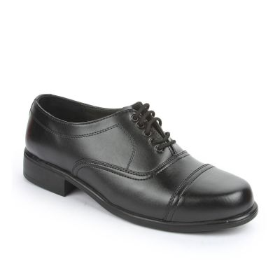 Fortune Men's Black Formal Lacing (7168-03) Fortune