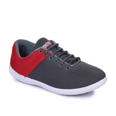 Gliders Men's Grey Sporty Casual Lacing (EAGLE-1) No