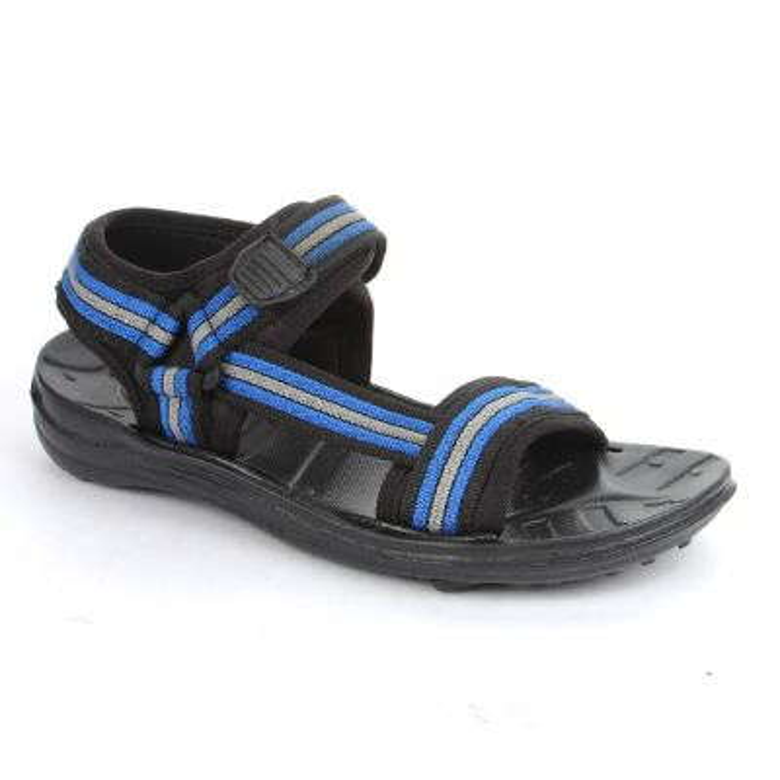 Gliders Men's Blue Casual Sandal (FIGHTER-N) Gliders