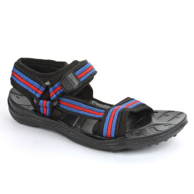 Gliders Men's Red Casual Sandal (FIGHTER-N) Gliders