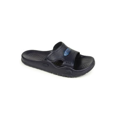 A-Ha Men's Blue Bin Slippers (GLD.BEACHN) No