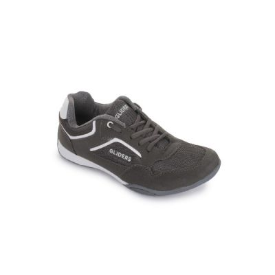 Gliders Men's Grey Sports Lacing (JERRICO-1) No