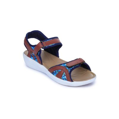 Senorita Women's Tan Fashion Sandal (KRISTTY-1) No