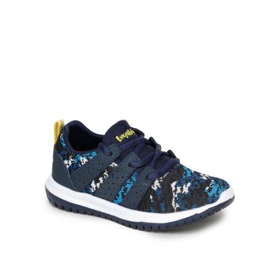 Lucy & Luke Kids Blue Casual Lacing (JAMIE-4) No