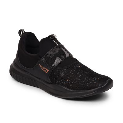 Force 10 By Liberty Black Casual Sports Shoes For Mens (JUDE) Force 10