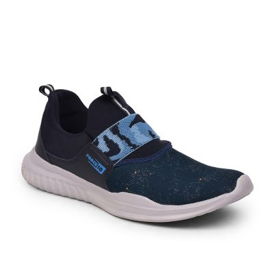 Force 10 By Liberty Navy Blue Casual Sports Shoes For Mens (JUDE) Force 10