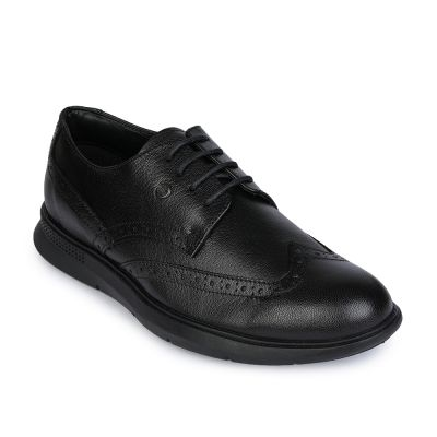 Fortune By Liberty Mens Black Derby Fortune