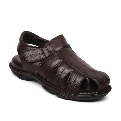 Coolers By Liberty Brown Formal Office Sandals For Mens (LPM-433 ) Coolers