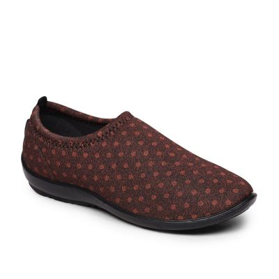 Gliders By Liberty Orange Casual Ballerina Shoes For Womens (MARINA-126) Gliders