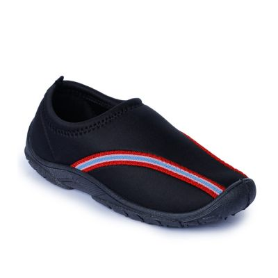 Gliders Women's Black Casual Ballerina (NICO) Gliders