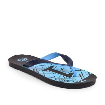 A-HA By Liberty Sky Blue Slippers For Mens (PUCOMFRTM1) A-HA