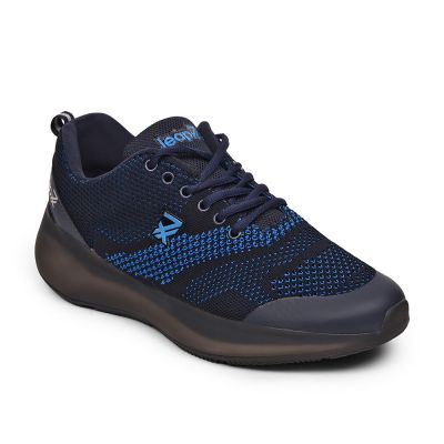Leap7X By Liberty Blue Sports Running Shoes For Mens (SANTAFE-1 ) LEAP7X
