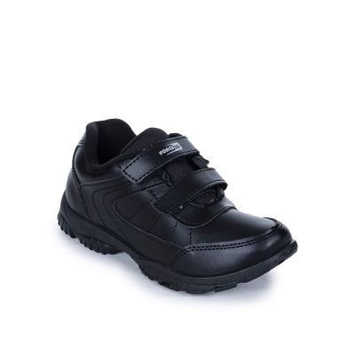 Force 10 By Liberty Kids School Black Non Lacing Force 10