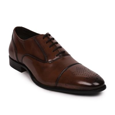 Healers By Liberty Tan Formal Shoes For Mens (SSL-18) Healers