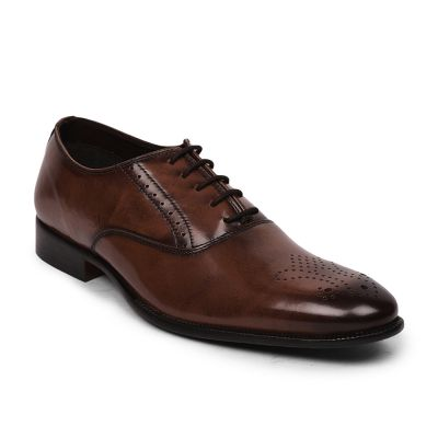 Healers By Liberty Tan Formal Shoes For Mens (SSL-19) Healers