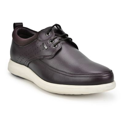 Gliders By Liberty Brown Mens Sneaker Gliders
