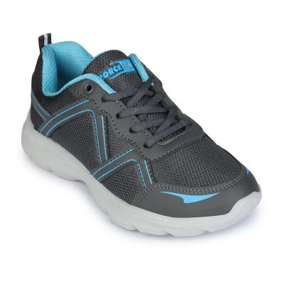 Force 10 By Liberty Ladies Grey Running Shoes Force 10