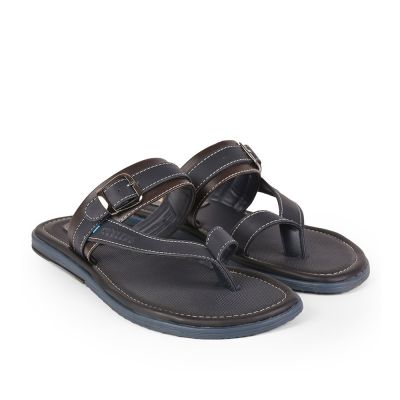 Coolers Navy Blue Casual Flip Flop Slippers For Mens (ULTIMA-14 ) Coolers