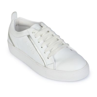 Gliders By Liberty Ladies White Running Shoes Gliders