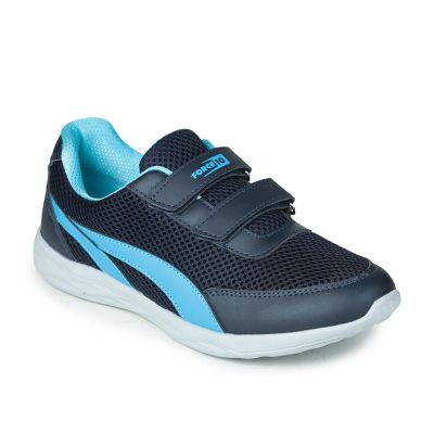 Force 10 By Liberty Womens Sports Walking Shoes - Navy Blue (ZYLO) Force 10